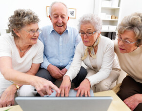 Why older people love Facebook and what this means for your business