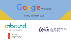 Google marketing workshop - 22 March 2019