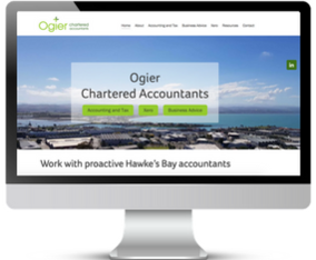 Ogier Chartered Accountants Review - OMG Digital Marketing Solutions
