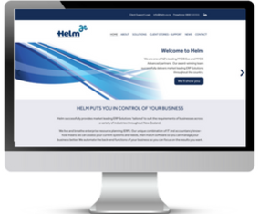 Helm Business Information Systems Testimonial